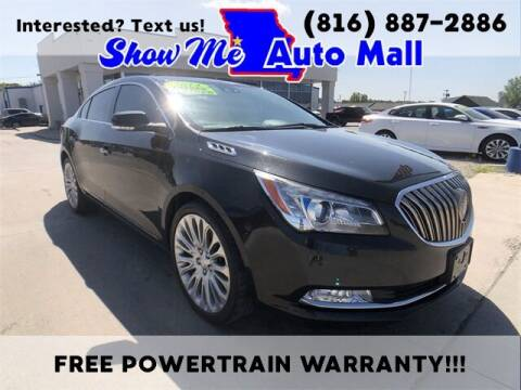 2014 Buick LaCrosse for sale at Show Me Auto Mall in Harrisonville MO