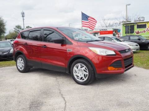 2014 Ford Escape for sale at NETWORK TRANSPORTATION INC in Jacksonville FL