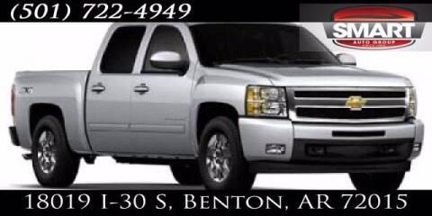 2012 Chevrolet Silverado 1500 for sale at Smart Auto Sales of Benton in Benton AR