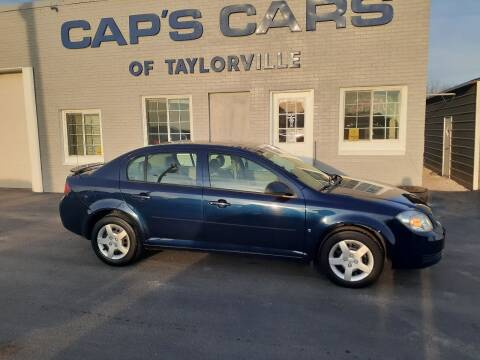 2008 Chevrolet Cobalt for sale at Caps Cars Of Taylorville in Taylorville IL