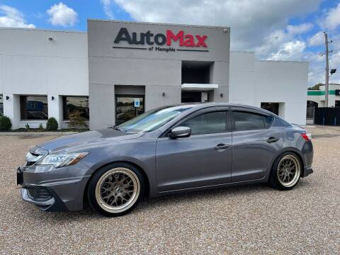 2017 Acura ILX for sale at AutoMax of Memphis - V Brothers in Memphis TN