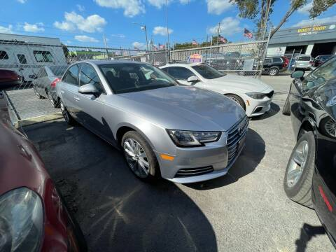 2017 Audi A4 for sale at Dream Cars 4 U in Hollywood FL