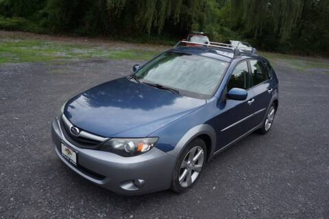 2011 Subaru Impreza for sale at Autos By Joseph Inc in Highland NY