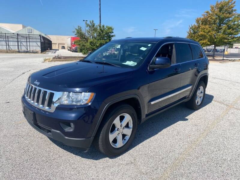 2013 Jeep Grand Cherokee for sale at TKP Auto Sales in Eastlake OH