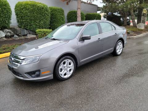 2010 Ford Fusion for sale at SS MOTORS LLC in Edmonds WA