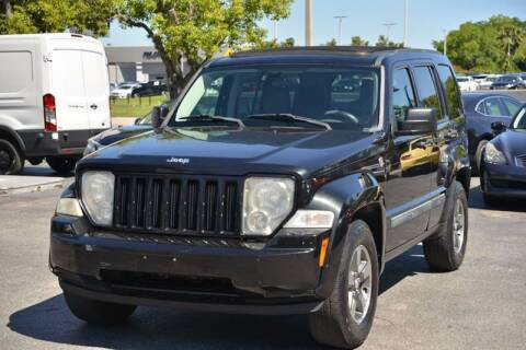 2008 Jeep Liberty for sale at Motor Car Concepts II - Apopka Location in Apopka FL