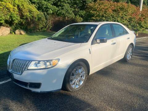 2011 Lincoln MKZ for sale at Padula Auto Sales in Braintree MA