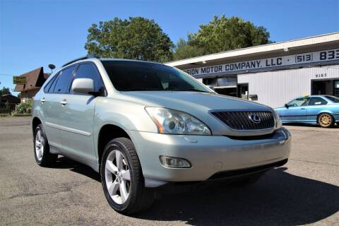 2006 Lexus RX 330 for sale at Precision Motor Company LLC in Cincinnati OH