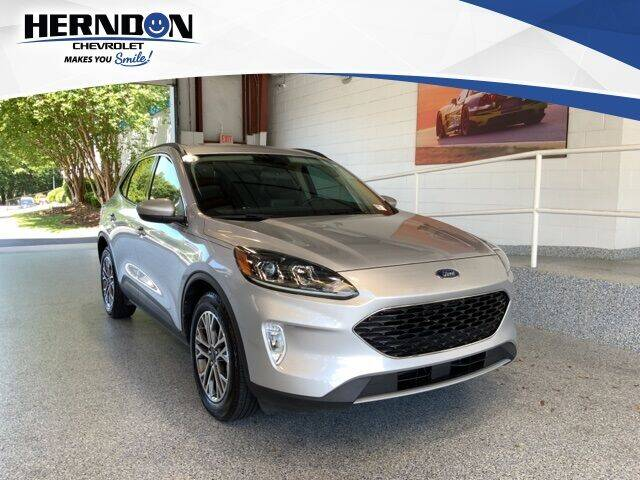 2020 Ford Escape for sale at Herndon Chevrolet in Lexington SC