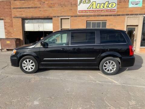 2014 Chrysler Town and Country for sale at J & S Auto in Downs KS