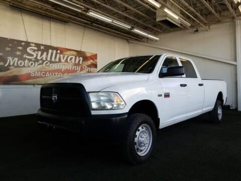 2012 RAM Ram Pickup 2500 for sale at SULLIVAN MOTOR COMPANY INC. in Mesa AZ