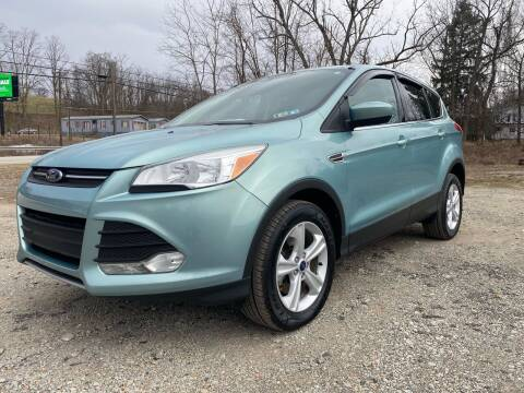2013 Ford Escape for sale at Best For Less Auto Sales & Service LLC in Dunbar PA