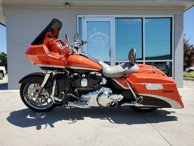 2009 Harley-Davidson FLTRSE3 CVO Road Glide for sale at Kell Auto Sales, Inc in Wichita Falls TX