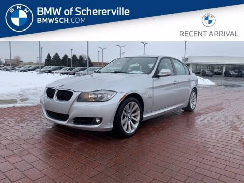 2011 BMW 3 Series for sale at BMW of Schererville in Shererville IN