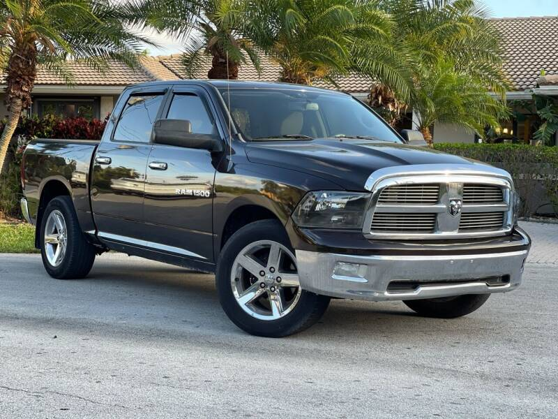 2011 RAM Ram Pickup 1500 for sale at Citywide Auto Group LLC in Pompano Beach FL