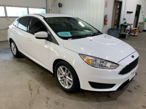 2018 Ford Focus for sale at Premier Auto in Sioux Falls SD