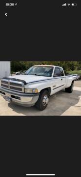 2001 Dodge Ram Pickup 3500 for sale at EV Auto Sales LLC in Sun City AZ
