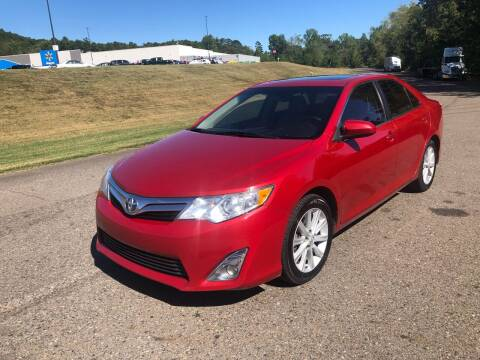 2012 Toyota Camry for sale at Village Wholesale in Hot Springs Village AR