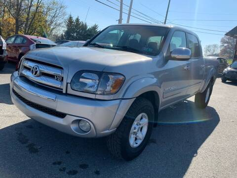 2006 Toyota Tundra for sale at Sam's Auto in Akron PA