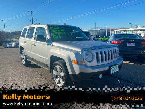 2011 Jeep Patriot for sale at Kelly Motors in Johnston IA