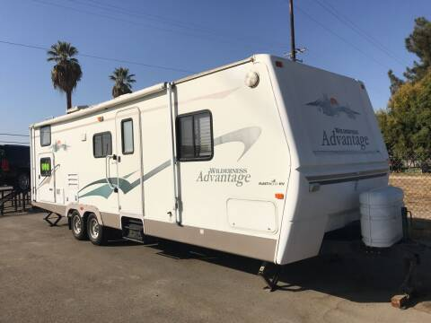 2005 Fleetwood Wildeness for sale at First Choice Auto Sales in Bakersfield CA