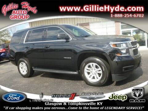 2019 Chevrolet Tahoe for sale at Gillie Hyde Auto Group in Glasgow KY
