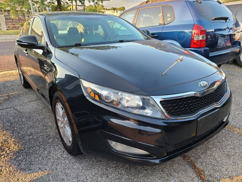 2013 Kia Optima for sale at AA Auto Sales LLC in Columbia MO