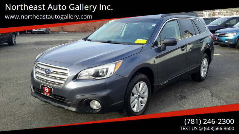 2015 Subaru Outback for sale at Northeast Auto Gallery Inc. in Wakefield Ma MA
