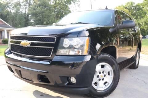 2013 Chevrolet Tahoe for sale at E-Z Auto Finance in Marietta GA