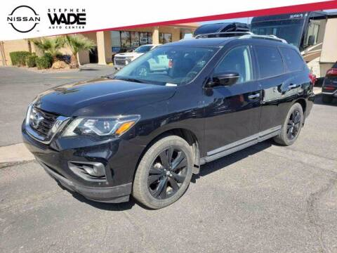 2017 Nissan Pathfinder for sale at Stephen Wade Pre-Owned Supercenter in Saint George UT