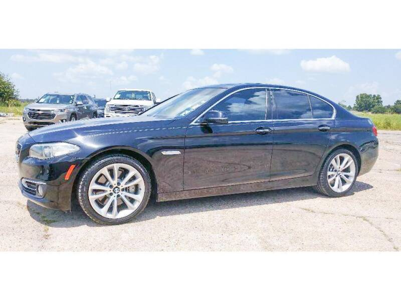 2014 BMW 5 Series for sale at Courtesy Value Pre-Owned I-49 in Lafayette LA