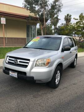 2006 Honda Pilot for sale at California Auto Trading in Bell CA