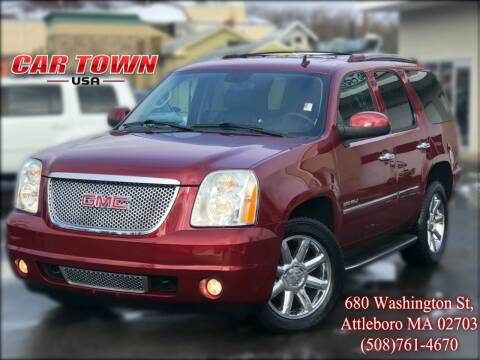 2011 GMC Yukon for sale at Car Town USA in Attleboro MA