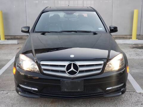 2011 Mercedes-Benz C-Class for sale at Delta Auto Alliance in Houston TX