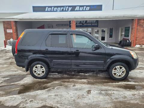 2004 Honda CR-V for sale at Integrity Auto LLC - Integrity Auto 2.0 in St. Albans VT