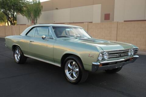 1967 Chevrolet Chevelle for sale at Arizona Classic Car Sales in Phoenix AZ