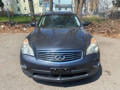 2010 Infiniti EX35 for sale at Polonia Auto Sales and Service in Hyde Park MA