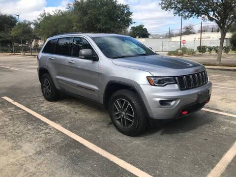 2018 Jeep Grand Cherokee for sale at Mid-Town Auto in Houston TX