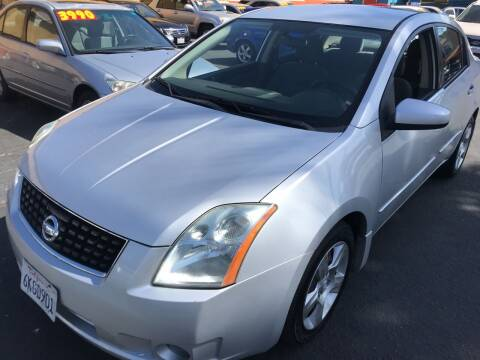 2009 Nissan Sentra for sale at CARZ in San Diego CA