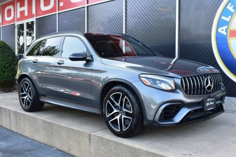 2019 Mercedes-Benz GLC for sale at Alfa Romeo & Fiat of Strongsville in Strongsville OH