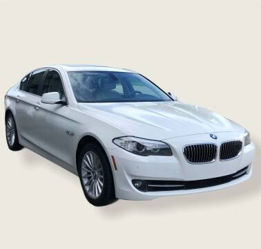 2011 BMW 5 Series for sale at Car Shop of Mobile in Mobile AL