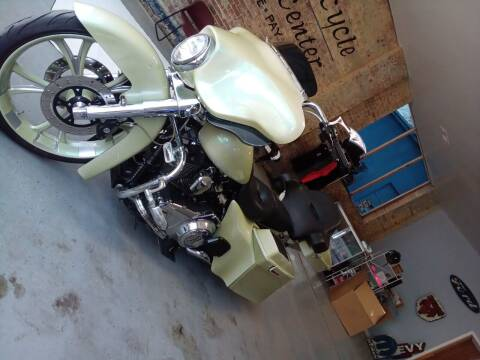 2009 Harley-Davidson Street Glide for sale at HWY 49 MOTORCYCLE AND AUTO CENTER in Liberty NC