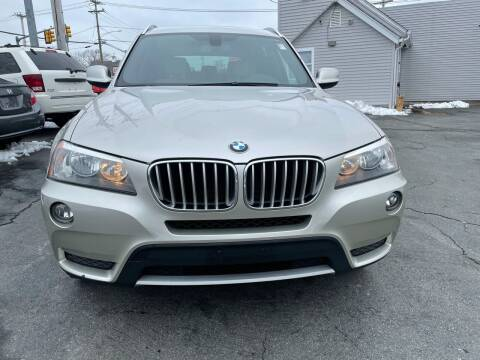 2013 BMW X3 for sale at Better Auto in South Darthmouth MA