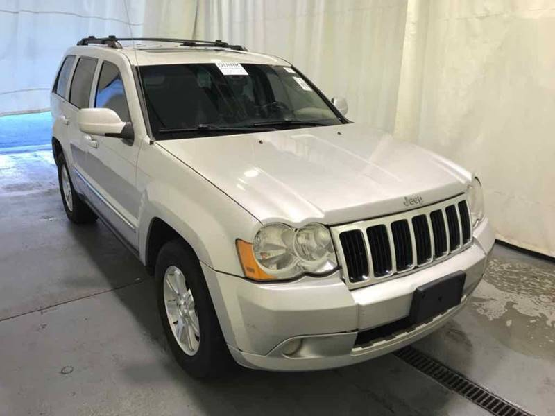 2008 Jeep Grand Cherokee for sale at Irving Auto Sales in Whitman MA