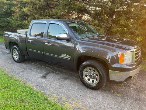 2011 GMC Sierra 1500 for sale at Kansas Car Finder in Valley Falls KS