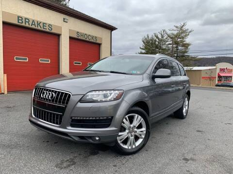 2010 Audi Q7 for sale at Keystone Auto Center LLC in Allentown PA