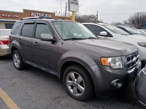 2012 Ford Escape for sale at Auto Plaza in Irving TX