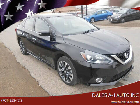 2019 Nissan Sentra for sale at Dales A-1 Auto Inc in Jamestown ND