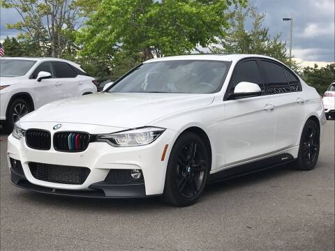 2016 BMW 3 Series for sale at GO AUTO BROKERS in Bellevue WA