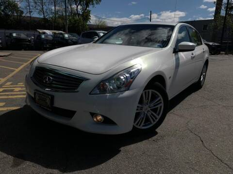2015 Infiniti Q40 for sale at EUROPEAN AUTO EXPO in Lodi NJ